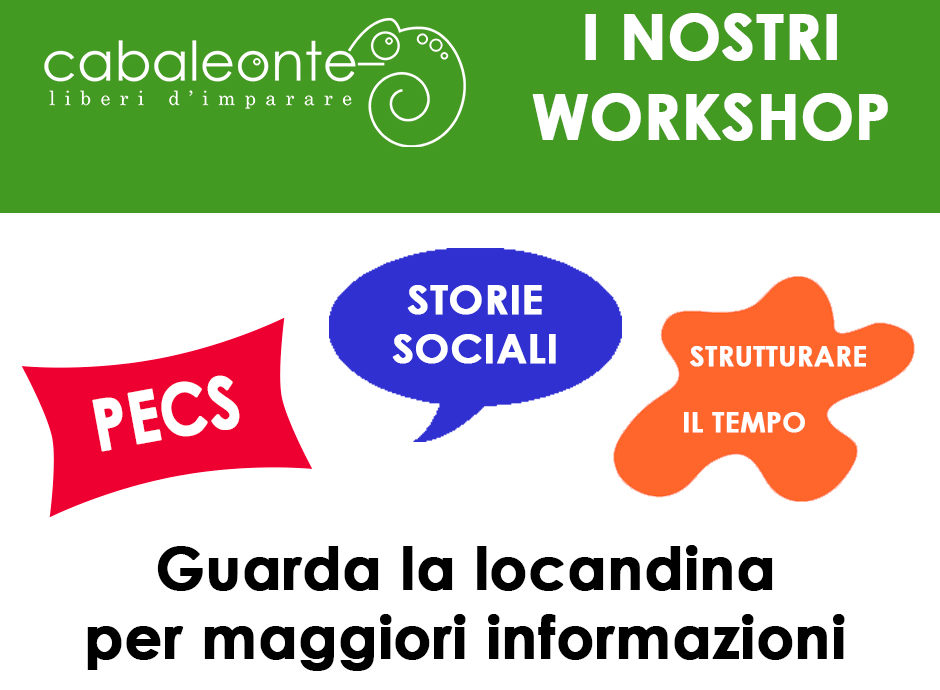 I NOSTRI WORKSHOP